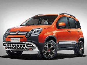 Автомобилестроители создали машину Fiat Panda 4x4 Cross