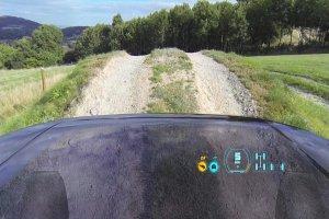 Технология «прозрачного капота» была продемонстрирована компанией Land Rove ...