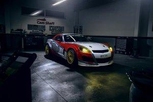 Opel GT от Madchen & Motoren