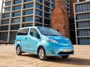 Nissan e-NV200 уже доступен в продаже