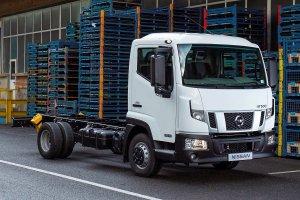 Стартует производство обновленного грузовика Nissan NT500
