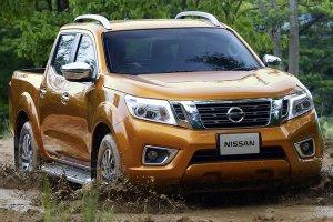 Ниссан показал свой обновленный пикап Nissan Navara