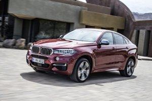 BMW X6 нового поколения представлен официально