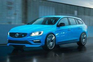 Модернизированные версии Volvo S60 и V60 уже собираются на конвейере
