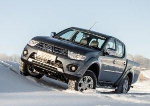 В России начала продавать обновленный пикап Mitsubishi L200