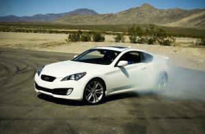 Купе Hyundai Genesis ушло с российского рынка
