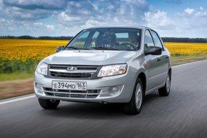 Российские продажи новых машин идут вниз