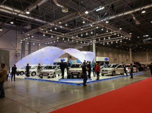 В Новосибирске прошла Выставка «АвтоСиб – 2014»