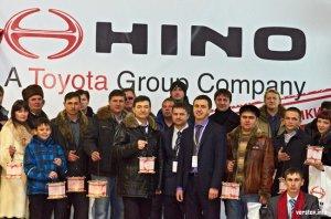 Компания HINO открыла новый дилерский центр в России
