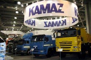 Первая рекламная акция от производителей КАМАЗ
