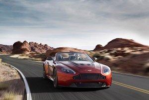 Aston Martin представила родстер V12 Vantage S