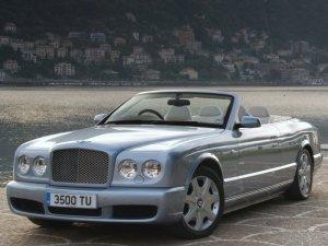 Bentley Azure возвращается
