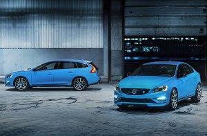 Volvo S60 и Volvo V60 получат резину Michelin