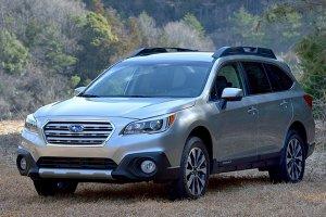 Японский автопроизводитель представит новую версию Outback Subaru в России