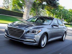 Новое дополнительное оборудование для седана Hyundai Genesis