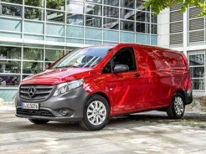 Прошло официальное представление Mercedes-Benz Vito нового поколения
