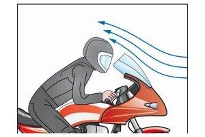 Критерии выбора ветрового стекла для мотоцикла