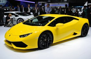 Lamborghini Huracan получит задний привод вместо полного