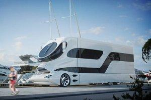 Компания Marchi Mobile продала дом на колесах за 3 миллиона долларов