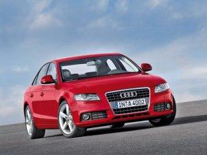 Установка сигнализации Audi