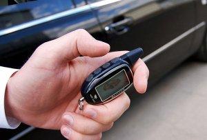 Сигнализации в автомобилях