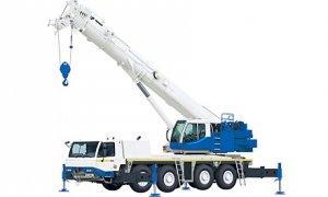 Tadano ATF100G-4 – новый вездеходный кран