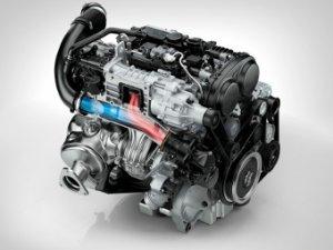 Volvo будет использовать новые моторы