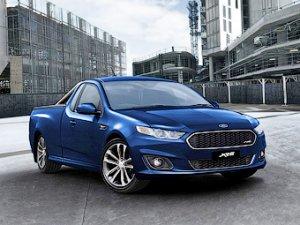 Компания Ford показала пикап Falcon Ute