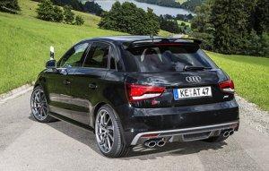 ABT усилили автомобиль Audi S1