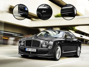 Рассекречен Bentley Mulsanne Speed