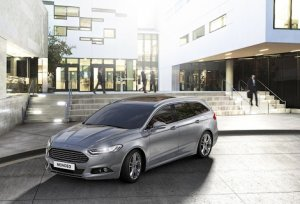 Названы характеристики европейского Ford Mondeo