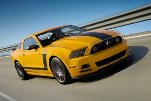 Ford Mustang стал мощнее