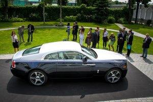 Rolls Royce cars пользуются большой популярностью во всём мире