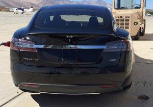 Появилась информация о новом автомобиле Tesla