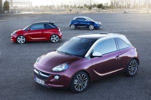 Когда в России появится хэтчбек Opel Adam?