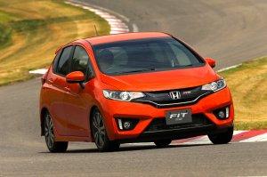 Рассекречена внешность концепта Honda Jazz