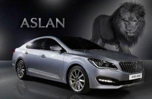 Hyundai показал новый седан Aslan