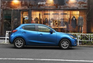 Появилось больше информации о европейской версии Mazda2