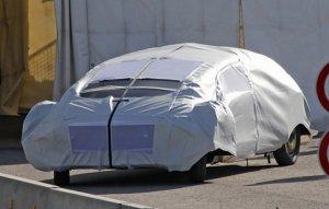 Фото-шпионы заметили необычный концепт Mercedes-Benz