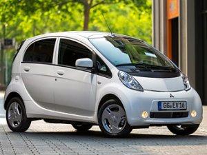 В России будут отозваны электрокары Mitsubishi i-MiEV