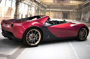 Ferrari выпустит шесть экземпляров модели Pininfarina Sergio