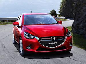 Хэтчбек Mazda2 станет седаном