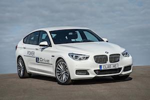 Новый «гибрид» от BMW