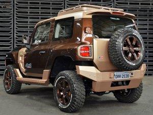В Сан-Паулу представлен концепт Ford Troller T4