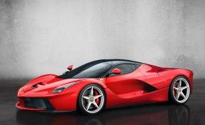 Ferrari LaFerrari покажут в следующем месяце