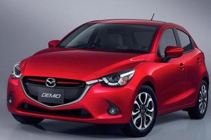Mazda Demio получит дизельный мотор