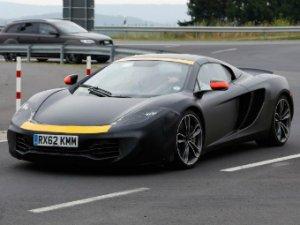 McLaren Sport Series появится примерно через полгода