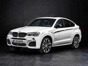 Тюнинг комплект M Performance для кроссовера BMW X4