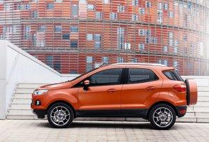 В августе были объявлены цены на Ford EcoSport