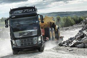 Тягач Volvo FH оснастили новой коробкой передач с двумя сцеплениями